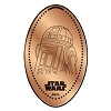 Disney Pressed Penny - Star Wars - R2-D2