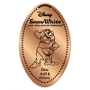 Disney Pressed Penny - Snow White Set - Doc