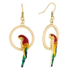 Disney Earrings - The Dress Shop - Enchanted Tiki Room Parrot