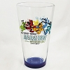 Disney Drink Glass Tumbler - Walt Disney World Marathon 2017