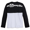 Disney Adult Shirt - Walt Disney World Spirit Jersey - Black and White