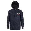 Disney Adult Jacket - Mickey Mouse Walt Disney World Hooded Zip Fleece