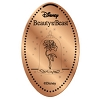 Disney Pressed Penny - Beauty Beast Set - Enchanted Rose