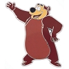 Disney Pin - Humphrey the Bear