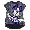 Disney Girls Shirt - Happy Halloween 2017 Minnie Mouse Tee
