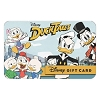 Disney Collectible Gift Card - DuckTales