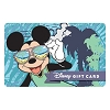 Disney Collectible Gift Card - Mickey's Beach Day