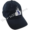 Disney Baseball Cap - Cinderella Castle with Walt and Mickey Partners