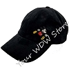 Disney Baseball Cap - Running Mickey on Soft Velour