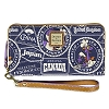 Disney Dooney and Bourke - 2017 Food and Wine Festival Logo Wallet