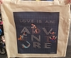 Disney Love Is An Adventure event - Reuseable shopping tote