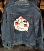Disney Adult Denim Jacket - Love Is An Adventure event exclusive