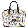 Disney Dooney & Bourke Bag - Disney Sketch Nylon Zip Satchel
