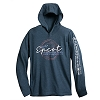 Disney Adult Jacket - 2017 Epcot Food and Wine Hooded T-Shirt