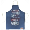 Disney Apron - 2017 Epcot Food and Wine Festival Taste Your Way Logo