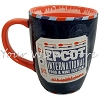 Disney Coffee Cup Mug - 2017 Epcot Food and Wine Taste Your Way Logo