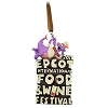 Disney Figurine Ornament - 2017 Epcot Food and Wine Festival - Figment