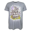 Disney ADULT Shirt - 2017 Epcot Food and Wine Figment Passholder