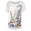 Disney Ladies Shirt - 2017 Epcot Food and Wine Festival Remy Tee