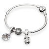 Disney PANDORA Charm Gift Set - 2017 Epcot International Food & Wine