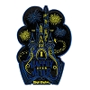 Disney Magic Kingdom Pin - Happily Ever After - Passholder