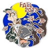 Disney Fall Pin - Fall 2017 - Ichabod Crane