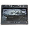 Disney Magnet - Cruise Line - Disney Magic - Magnet