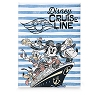 Disney Photo Album - Cruise Line - Mickey & Friends Large Photo Album