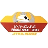 Disney Name Tag ID - Star Wars Last Jedi - Resistance Tech