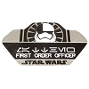 Disney Name Tag ID - Star Wars Last Jedi - First Order Officer