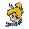 Disney Iron On Patch by Loungefly - Tinker Bell Tattoo