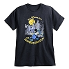 Disney Adult Tee Shirt - Mickey Mouse YesterEars Haunted Mansion