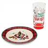 Disney Milk and Cookie Set - Mickey and Friends Woodland