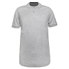 Disney Adult Shirt - Mickey Mouse Training Fit Polo for Men - Gray