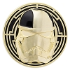 Disney Star Wars Pin - The Last Jedi - Judicial Stormtrooper - Gold