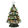 Disney Light Up Christmas Tree - Mickey and Woodland Friends Ceramic