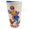 Disney Coffee Travel Tumbler - Starbucks Mickey Silhouette - Epcot