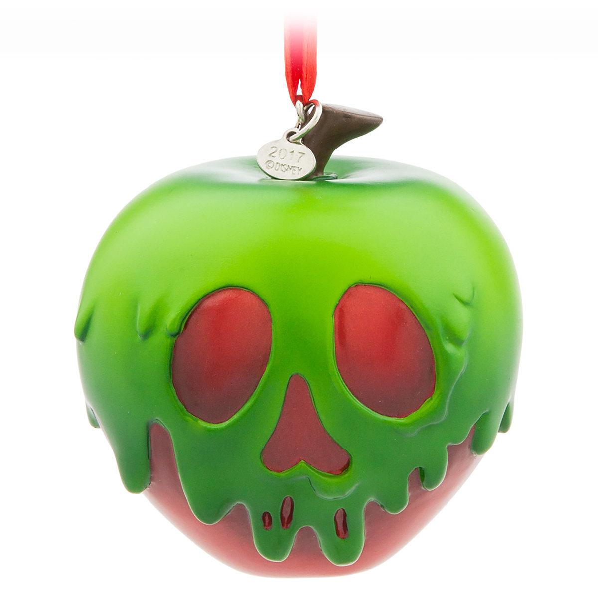 Disney Sketchbook Ornament Snow White Poisoned Apple