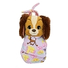 Disney Plush  - Baby Lady in a Blanket Pouch