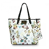 Disney Loungefly Tote - Tinkerbell Tattoo Flash Print