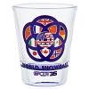 Disney Shot Glass - Epcot World Showcase - 35th Anniversary