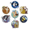 Disney Mystery Pin Set - Aladdin 25th Anniversary - 2 Random