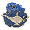 Disney Aladdin Pin - 25th Anniversary - Aladdin - Blue