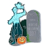Disney Halloween Pin - 2017 Happy Halloween - Haunted Mansion Ezra