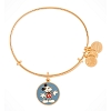 Disney Alex & Ani Bracelet - Mickey Heart Shorts - Gold
