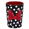 Disney Mini Glass - Minnie Mouse Bow and Polka Dots