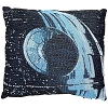 Disney Star Wars Throw Pillow - Death Star Tapestry