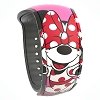 Disney MagicBand 2 Bracelet - Minnie Bow Love and Kisses Signature