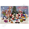 Disney Christmas Countdown Calendar - Mickey and Friends Chocolate