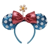 Disney Ears Headband - Minnie Mouse Polka Dots with Daisy